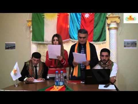 Azerbaycan Kurd Diasporasi 1 ci hissə