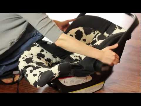 How to Turn a Baby Car Seat Carrier into a Swing and more...