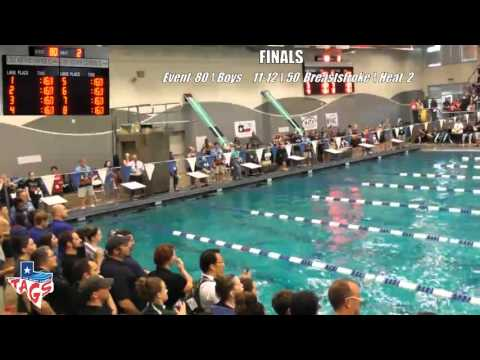 SCTAGS 2016 Day 4 Finals -- hosted by Mid-Cities Arlington Swimming