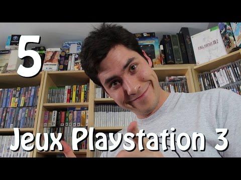 Les 5 jeux Playstation 3 à posséder