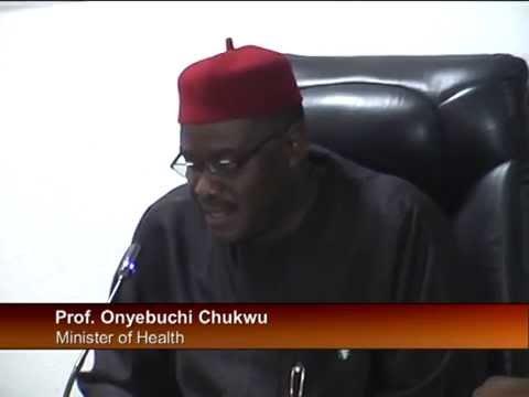 Health Minister, Prof Onyebuchi Chukwu appeals to NMA To Call Off Strike