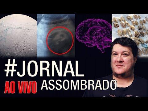 J.A.#230: 54 Mãos Humanas Rússia! Vida em Encélado! Backup do Cérebro! Jesus no Ultrassom!