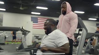Losing 100 lbs | Ep 7 | Weigh in's & Chest training