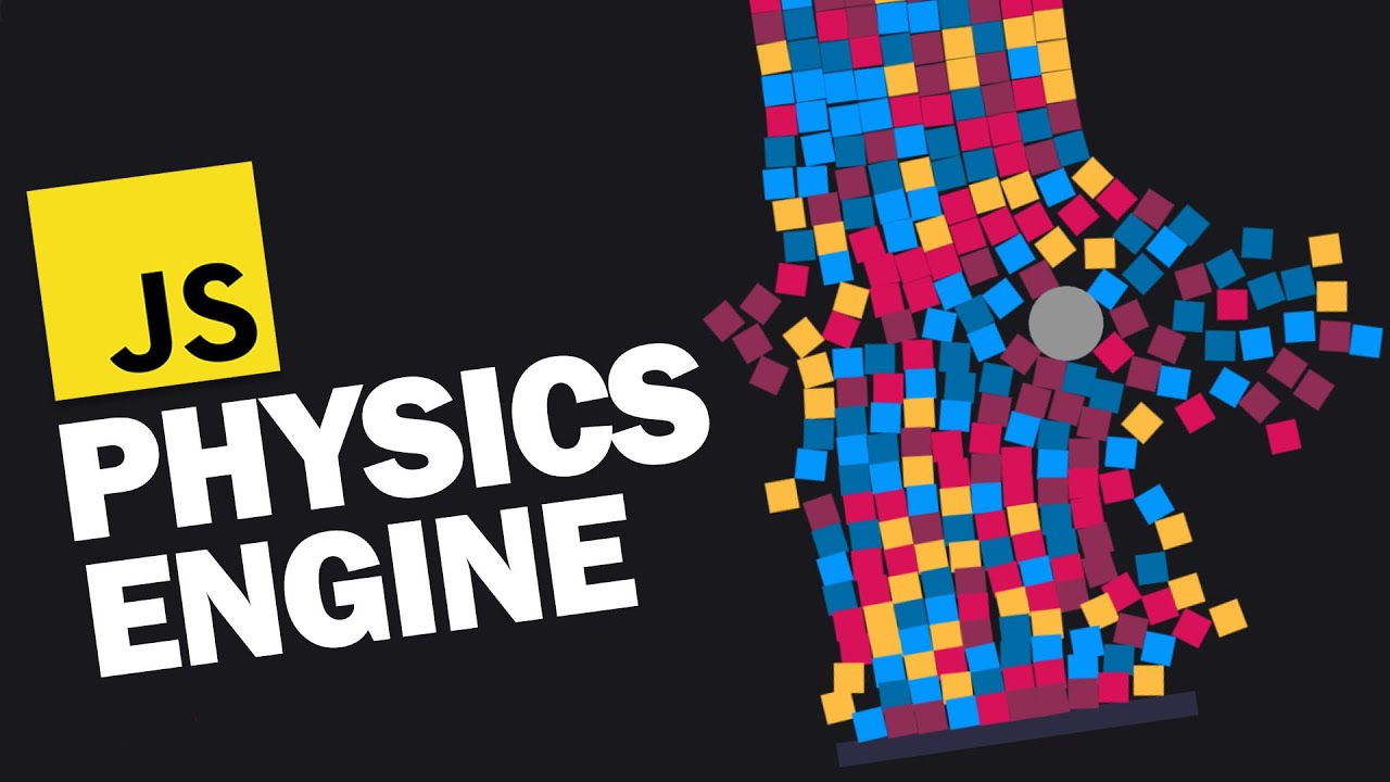 Create Game with JavaScript Physics Engine in 10 Minutes