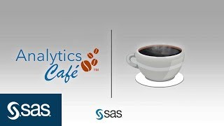 SAS Analytics Café – Syed Naqvi, Al Hilal Bank 2017 Video