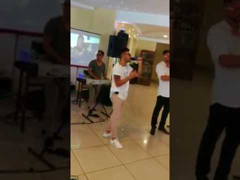 Daniele De Martino - ma si nun è ammore - video  live 2017