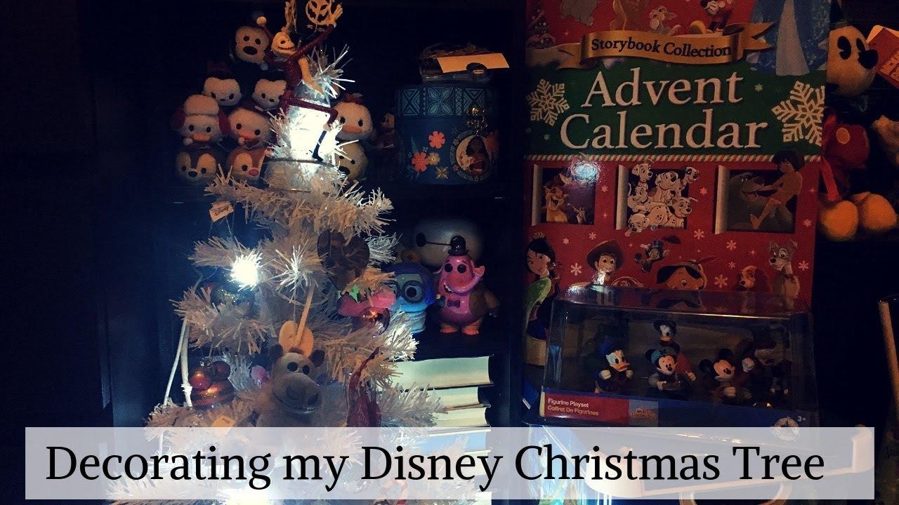 Decorating My Christmas Tree Shop Disney Primark Decorations