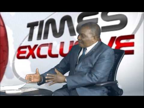 14JAN-TIMES EXCLUSIVE WITH INFORMATION MINISTER-NICHOLAS DAUSI