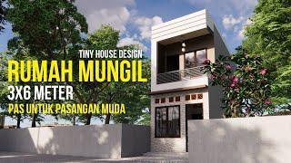 Download Lagu DESAIN RUMAH MUNGIL 3x6 METER mp3