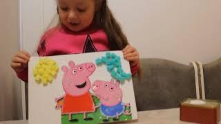 Развитие детей 4 5 лет Обучающие видео Поделка своими руками