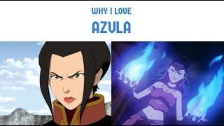 Avatar The Last Airbender - Why I love Azula