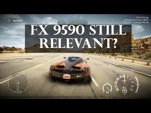 AMD R9 290X + FX 9590 VS. Today's Games