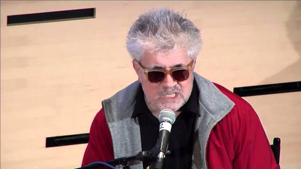 NYFF Forum: indieWIRE Meets Pedro Almodóvar
