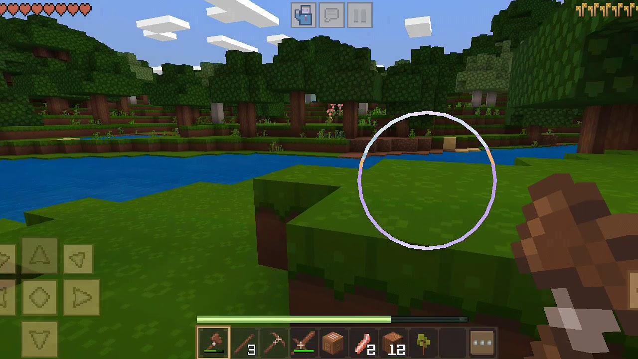 meu primeiro vídeo da saga Minecraft ep#8 - YouTube