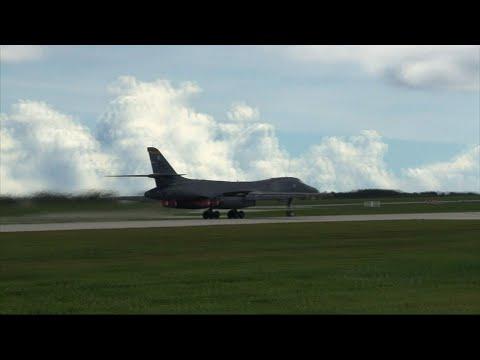 US Air Force: Guam Base Deters Adversaries