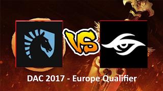 🔴Team Liquid vs Team Secret - Dota 2 Asia Championships 2017 - DAC Live