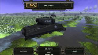 M36 River of Doom mission - Steel Fury