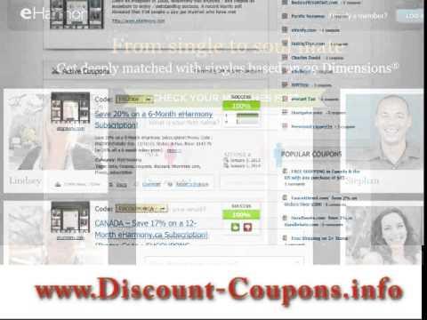 Eharmony coupons that work