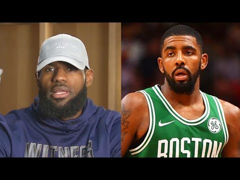 LeBron James Picks Kyrie Irving for the 2018 NBA All-Star Game and Reveals the Reason!