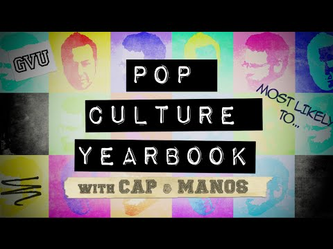 The Pop Culture Yearbook 2003