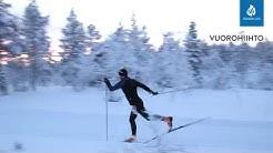 Opi hiihtämään – Vuorohiihto
