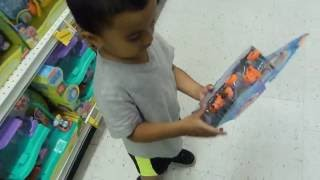 Finding Paw Patrol Toys at Toys R Us