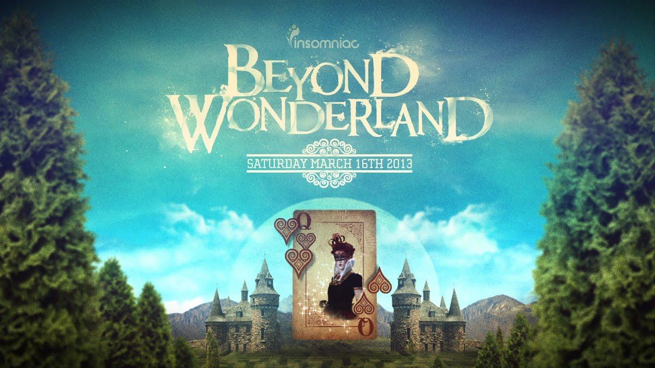 Beyond Wonderland 2013...