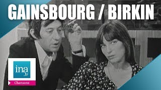 "Serge Gainsbourg & Jane Birkin ""Ballade de Melody Nelson"" | Archive INA"