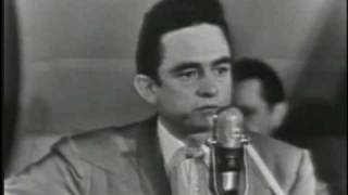 Johnny Cash - Supper Time