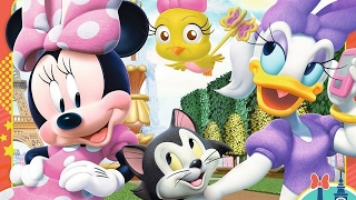 Mickey Mouse Clubhouse 2017 - Minnie Mouse & Daisy Duck - Minnie's Bow Toons New Compilation