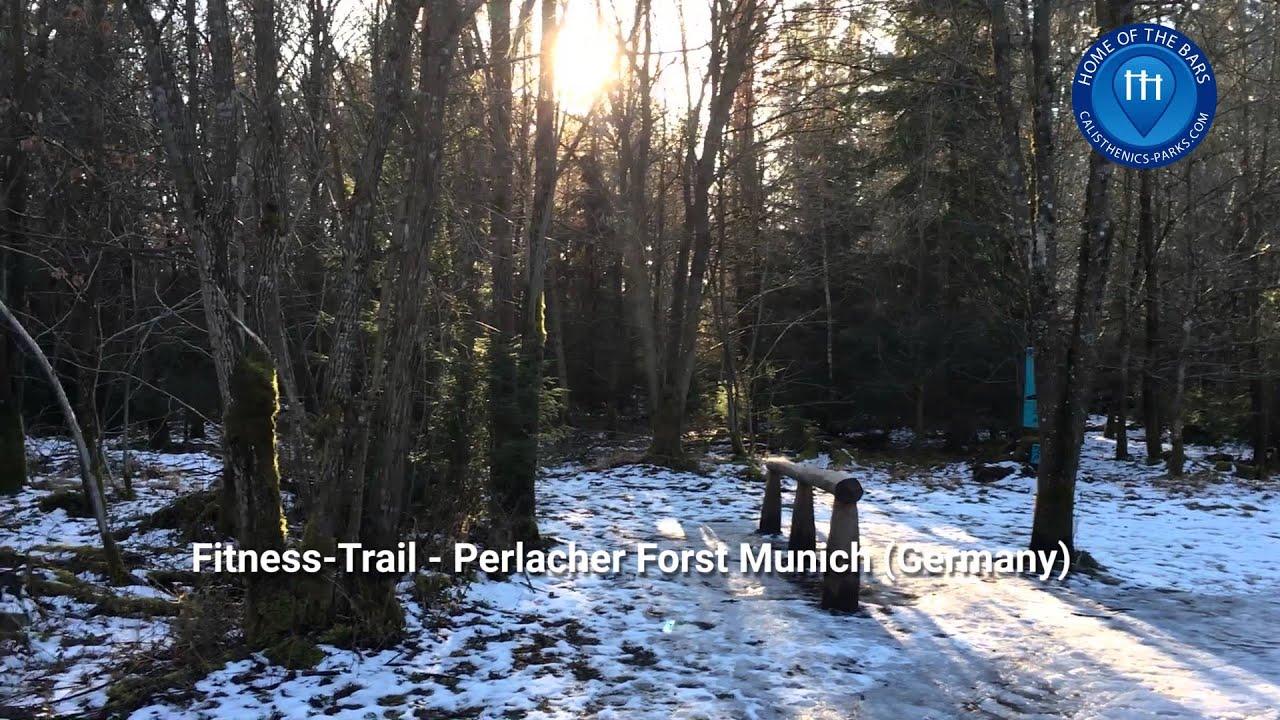 Spot Fitness Trail Perlacher Forst Trimm Dich Pfad Youtube
