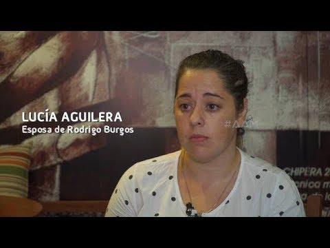 Habló para AAM Lucía Aguilera esposa de Rodrigo Burgos PGM 03