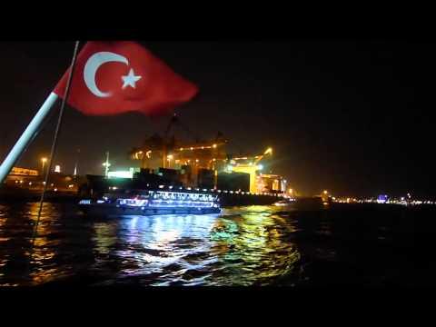 on the Bosphorous (Istanbul)
