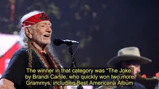 Willie Nelson's 'My Way 'album won the 9th Grammy