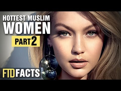 10 Most Beautiful Muslim Women - Part 2