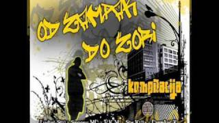 Od Samrak Do Zori MiXtape - 01. Big DoGGy V , Ludiot Still , Snoopy MC & P.K.M. - Na Oblacite