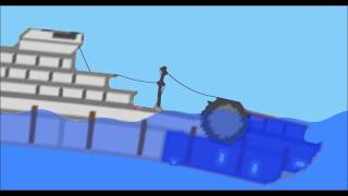 Ship Sinking Simulator: The FAIL Tanker and The Unsinkable