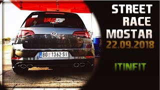 Street Race Mostar / 23.09.2018 / Cars Review