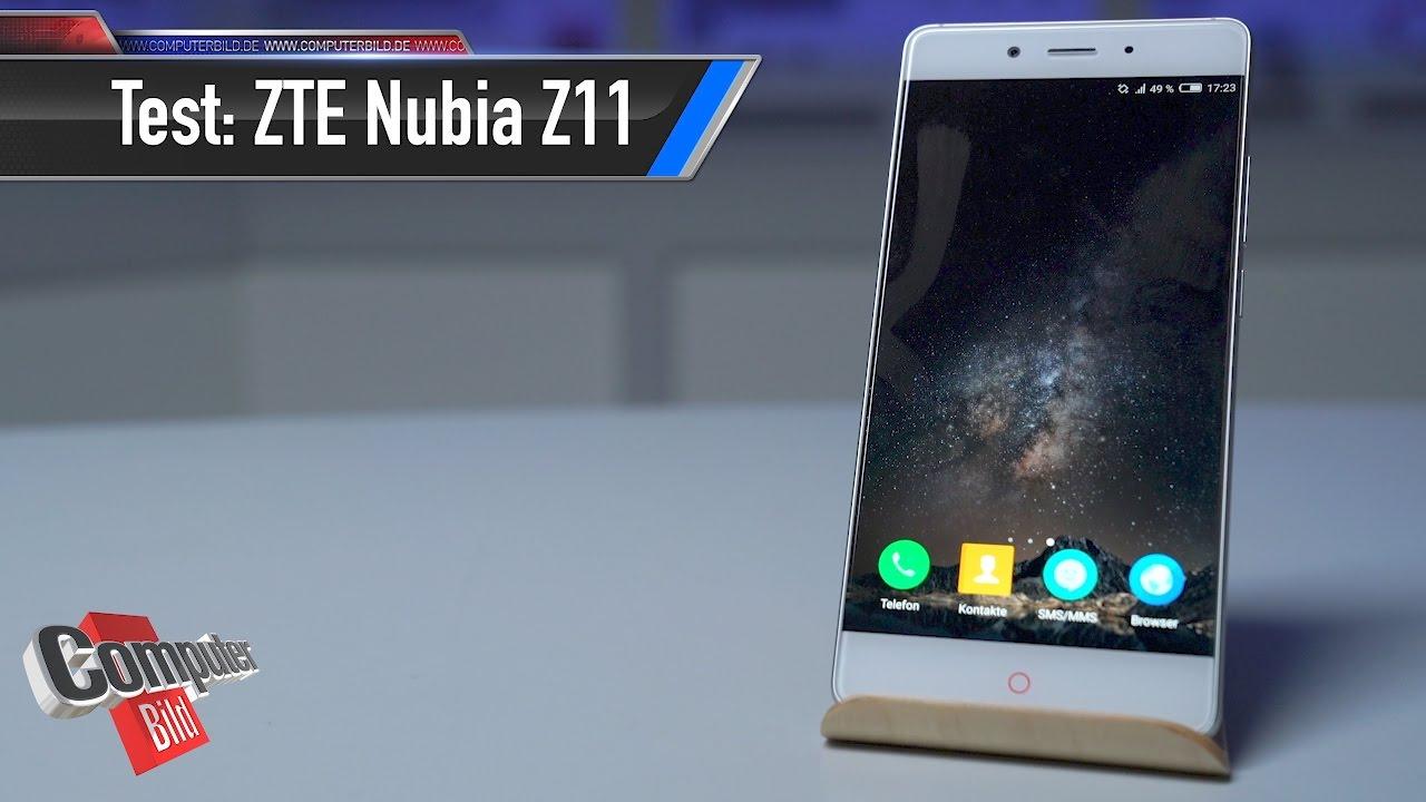 Nubia Z11: Riesen-Smartphone der ZTE-Tochter im Test