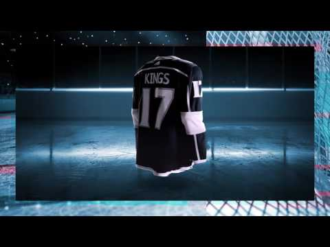 LA Kings adidas Jersey Reveal