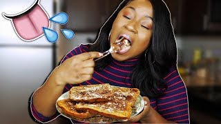 HOW TO MAKE FRENCH TOAST!!! EASY AT HOME!