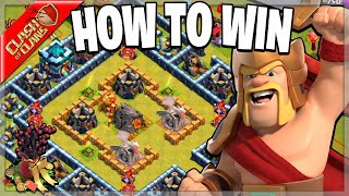 How to beat the HOG MOUNTAIN CHALLENGE with the NEW Lunar New Year Skins! (Clash of Clans)