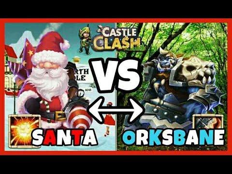 Santa Boom VS Orksbane!!!!