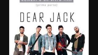 Dear Jack - La pioggia è uno stato d