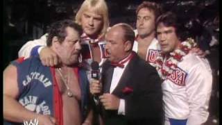 snme 5 11 85 6 man tag team part 1 of 2