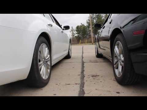 2013 Charger R/T vs Chrysler 300c