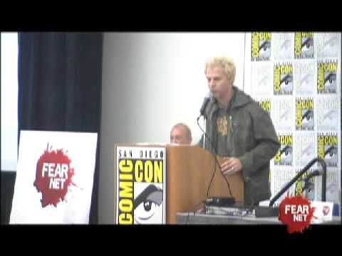SDCC 2009: Fear Clinic Panel  Part 1