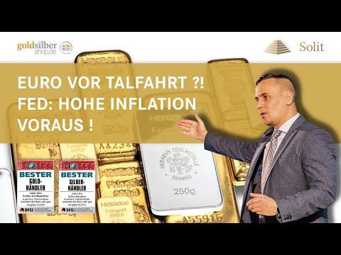 Euro Vor Talfahrt?! – Fed: Hohe Inflation Voraus! − Webinar Mit M.Blaschzok (03.09.2020)