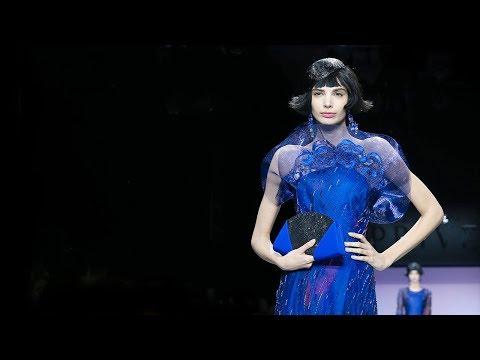 Giorgio Armani | Haute Couture Spring Summer 2020 | Full Show