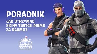 "How do I get Twitch Prime skins for ""free""? Fortnite Battle Royale United Kingdom"